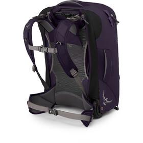 Osprey Fairview Wheels 36 Backpack Women amulet purple
